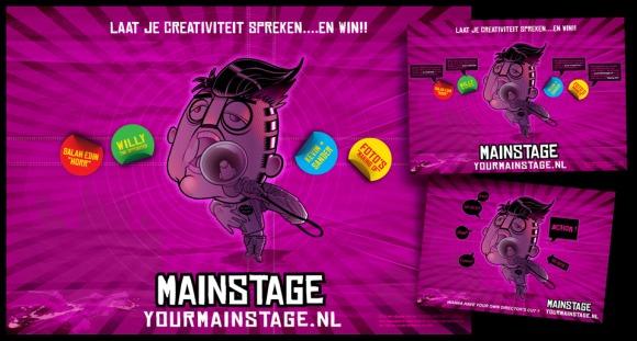 MAINSTAGE | Jongeren Campagne